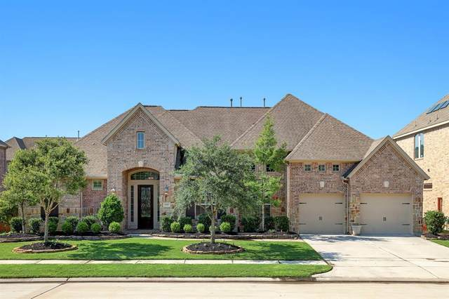 19419 Meadow Lakes Drive, Cypress, TX 77433 (MLS #17428226) :: The Bly Team