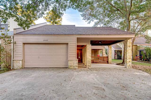 26620 Pools Creek Drive, Huntsville, TX 77320 (MLS #17434745) :: The SOLD by George Team