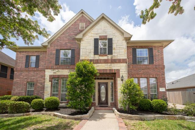 1708 Calico Canyon Lane, Pearland, TX 77581 (MLS #17435441) :: Texas Home Shop Realty