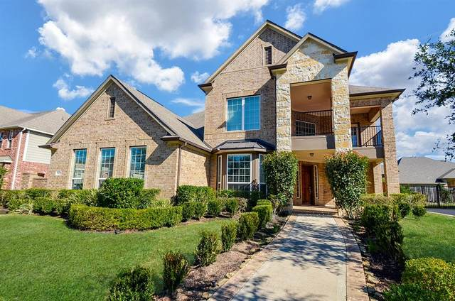 5422 Pointed Leaf Drive, Missouri City, TX 77459 (MLS #17455831) :: Caskey Realty