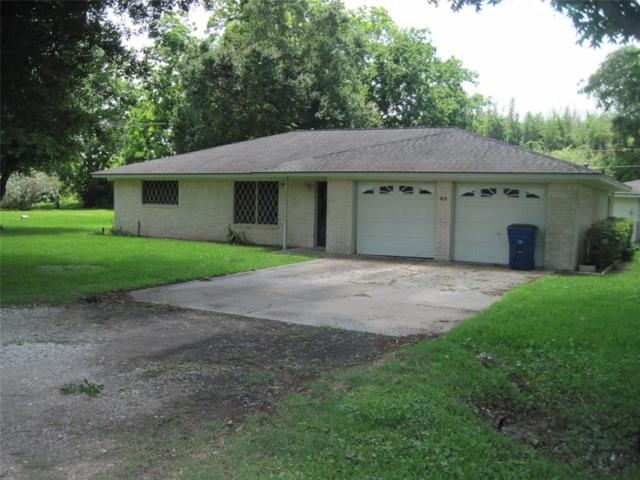 126 Meadow, Jones Creek, TX 77541 (MLS #17460471) :: Texas Home Shop Realty