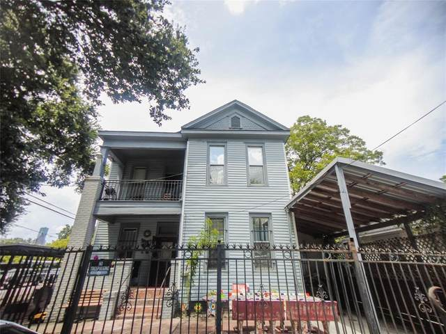 1015 Brooks Street, Houston, TX 77009 (MLS #17469084) :: The SOLD by George Team