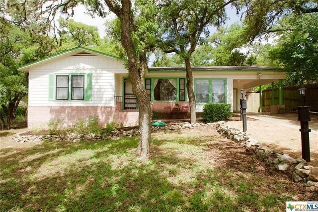 138 W Hillcrest Drive, San Marcos, TX 78666 (MLS #17469404) :: Parodi Group Real Estate