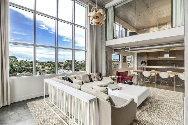 6007 Memorial Drive #403, Houston, TX 77007 (MLS #17471882) :: The SOLD by George Team