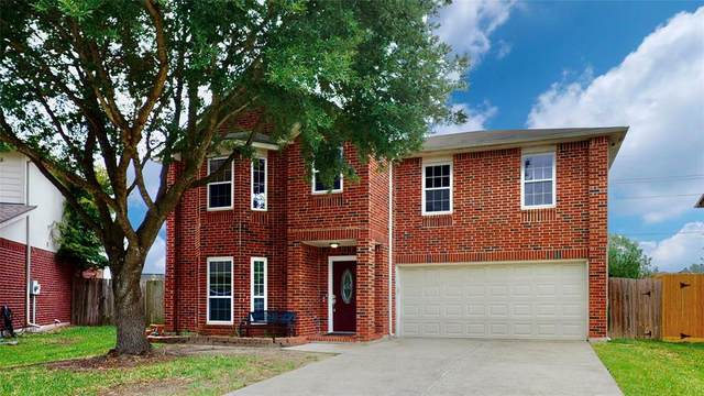 29226 Spring Mist Drive, Spring, TX 77386 (#17482283) :: ORO Realty