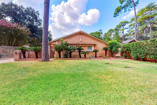 4011 Brookwoods Drive, Houston, TX 77092 (MLS #17483970) :: All Cities USA Realty