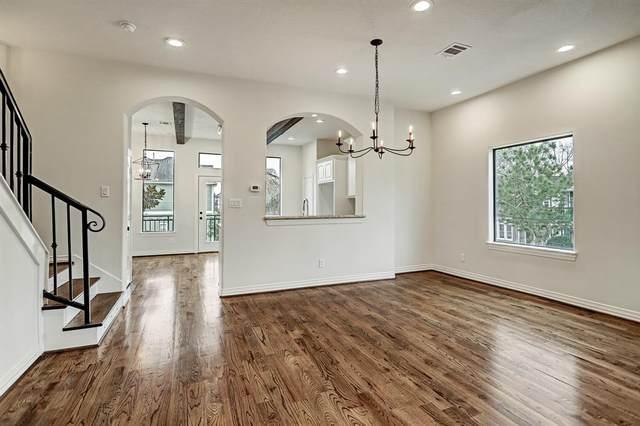 1239 W 22nd Street A, Houston, TX 77008 (MLS #17484379) :: The Sansone Group