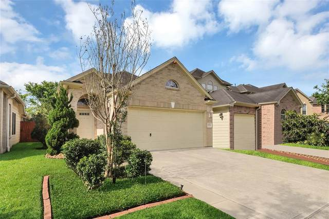 12218 S Palm Lake Drive, Houston, TX 77034 (MLS #17485241) :: The SOLD by George Team