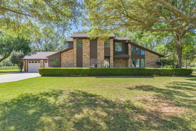 9403 Oakcrest Drive, Manvel, TX 77578 (MLS #17504206) :: The SOLD by George Team