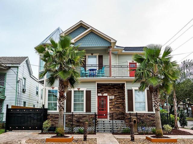 3027 Avenue M, Galveston, TX 77550 (MLS #17512365) :: Texas Home Shop Realty