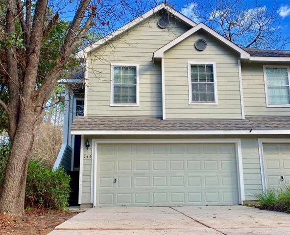 246 N Walden Elms Circle, Spring, TX 77382 (MLS #17517404) :: The Sansone Group