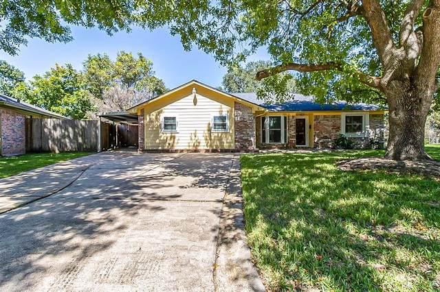 5303 Leggett Lane, Pearland, TX 77584 (MLS #17524803) :: Caskey Realty