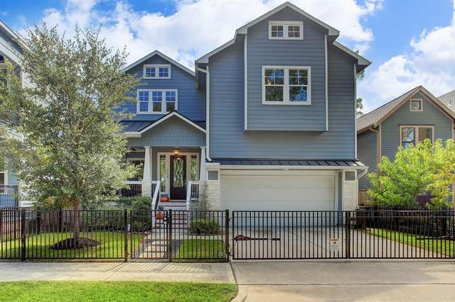 1014 Aurora Street, Houston, TX 77009 (MLS #17529783) :: The Heyl Group at Keller Williams