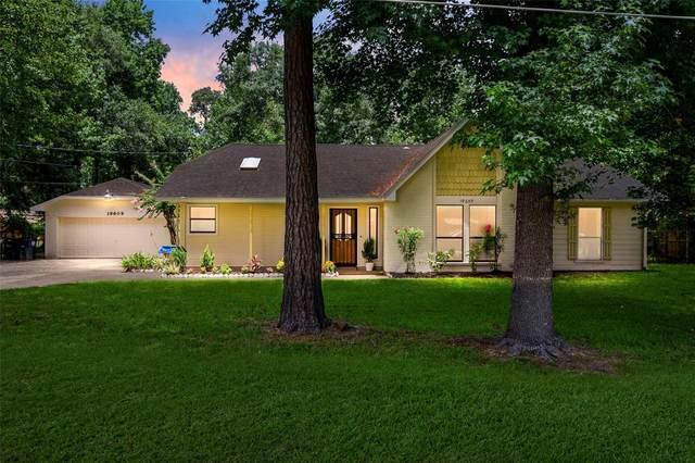 19609 Pin Oak Drive, Porter, TX 77365 (MLS #17542169) :: Giorgi Real Estate Group