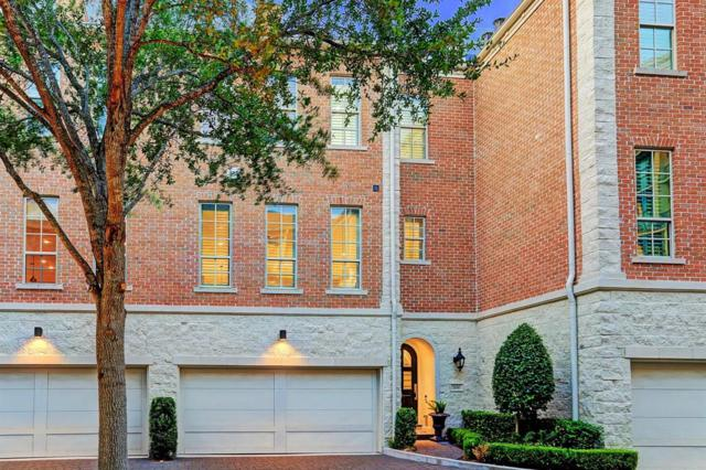 2110 Briarglen Drive, Houston, TX 77027 (MLS #17544544) :: The Johnson Team