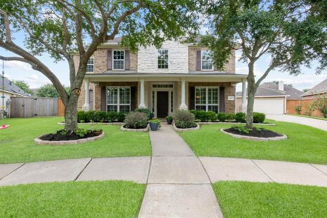 14807 Stellas Point Court, Humble, TX 77396 (MLS #17546025) :: The Property Guys