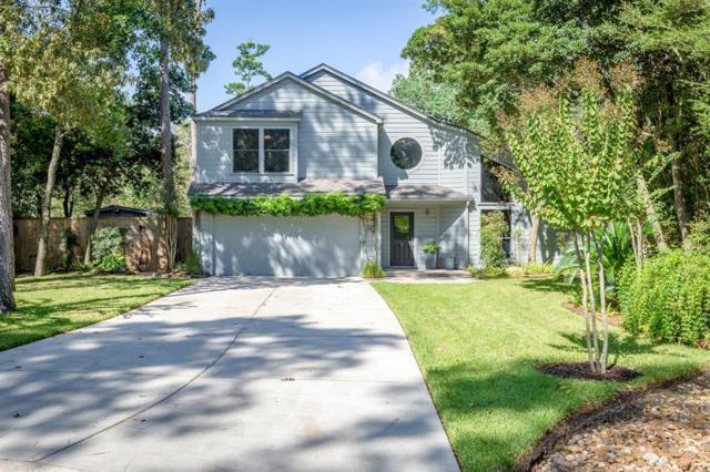 20 N Mossrock Road, The Woodlands, TX 77380 (MLS #17554240) :: Krueger Real Estate
