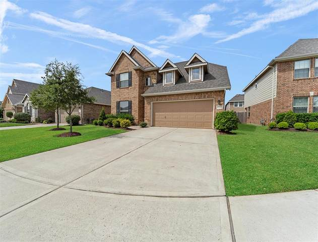 15127 Glazed Branch Drive, Humble, TX 77346 (MLS #17557152) :: The Freund Group