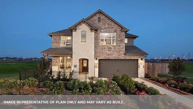 1559 Harvest Vine Court, Friendswood, TX 77546 (MLS #17565227) :: The Bly Team