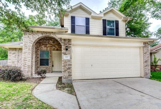 119 Hockenberry Place, Conroe, TX 77385 (MLS #17574840) :: Texas Home Shop Realty