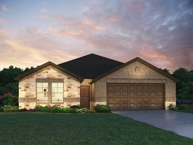 12809 S Winding Pines Drive, Tomball, TX 77375 (MLS #17579373) :: The Bly Team