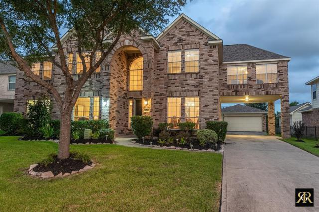 11010 S Country Club Green Drive, Tomball, TX 77375 (MLS #17583865) :: Giorgi Real Estate Group