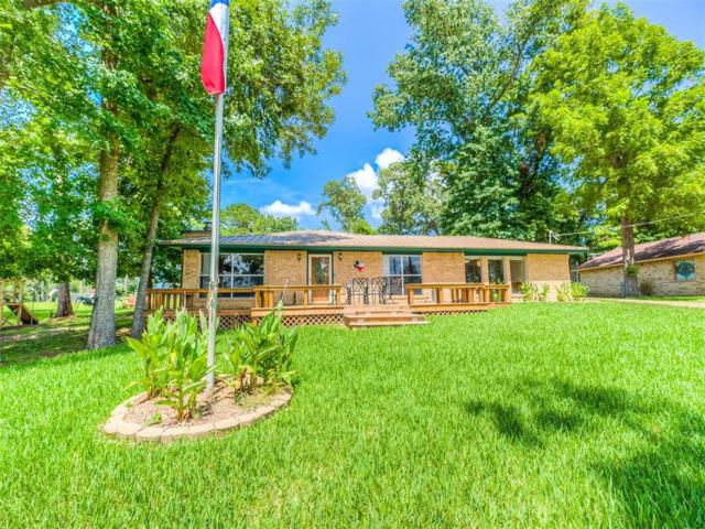 315 W Cattle Drive, Onalaska, TX 77360 (MLS #17607724) :: The SOLD by George Team