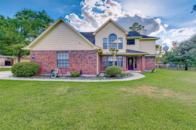323 Edwards Drive, Magnolia, TX 77354 (MLS #17610659) :: Green Residential