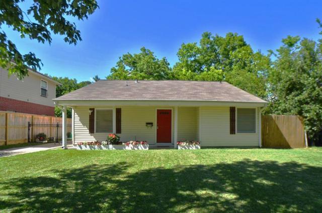 4106 Woodcraft Street, Houston, TX 77025 (MLS #17615220) :: Texas Home Shop Realty