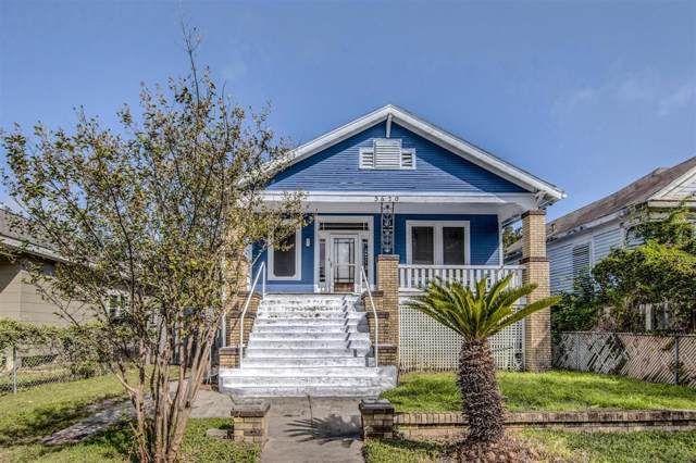 3620 Avenue Q 1/2, Galveston, TX 77550 (MLS #17619827) :: The Jill Smith Team
