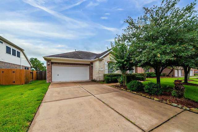 2801 Catalina Shores Drive, Pearland, TX 77584 (MLS #17619851) :: The Bly Team