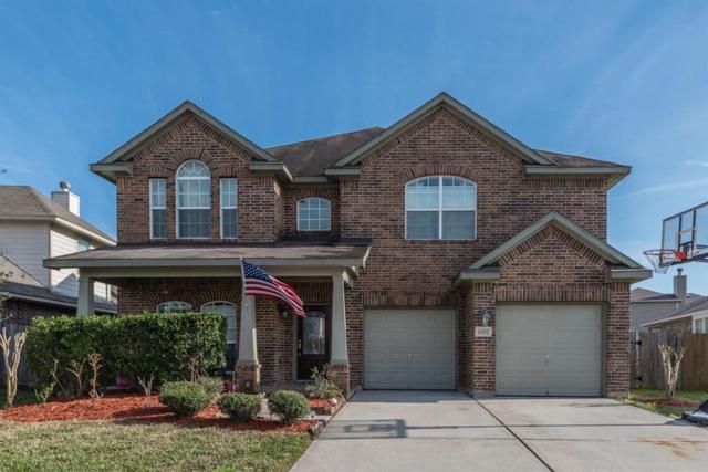 2207 Oak Rise Drive, Conroe, TX 77304 (MLS #17619875) :: Giorgi Real Estate Group