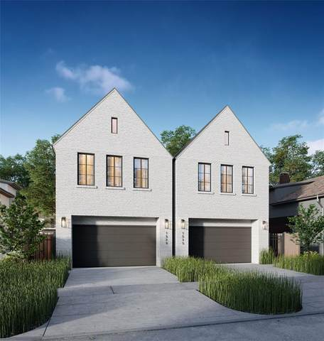 1524 Nashua Street, Houston, TX 77008 (MLS #17623217) :: The Home Branch