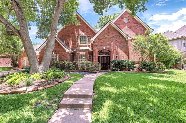 1502 Rambling Stone Drive, Richmond, TX 77406 (MLS #17626365) :: The Sansone Group