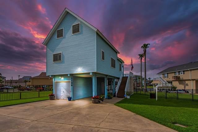 1134 Tiki Drive, Tiki Island, TX 77554 (MLS #17630977) :: The SOLD by George Team