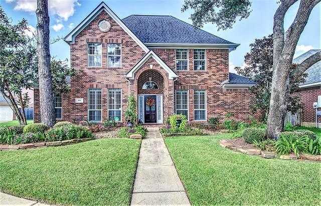 1611 Cottage Point Drive, Katy, TX 77494 (MLS #17643762) :: Michele Harmon Team