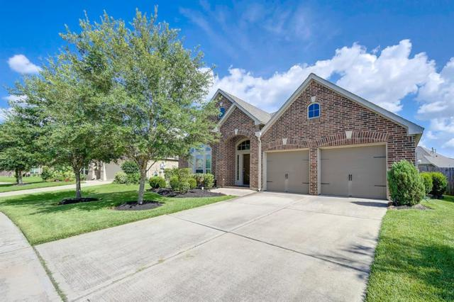 14104 Timber Bluff Drive, Pearland, TX 77584 (MLS #17653354) :: Caskey Realty