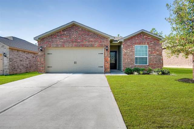 8981 Oval Glass Street, Conroe, TX 77304 (MLS #17663221) :: The Home Branch