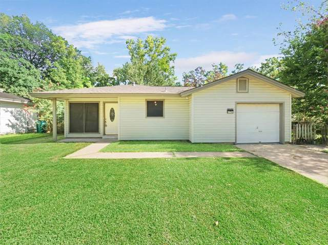 2706 Harvard Street, Pasadena, TX 77502 (MLS #17665533) :: The Queen Team