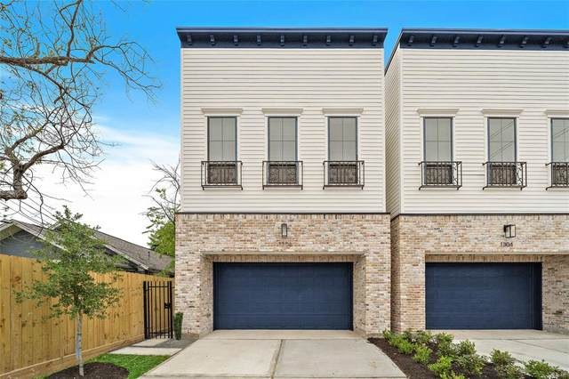 1304 Laird Street, Houston, TX 77008 (#17672585) :: ORO Realty