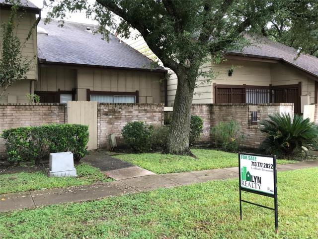 8541 S Dairy Ashford Road #486, Houston, TX 77072 (MLS #17686038) :: Krueger Real Estate