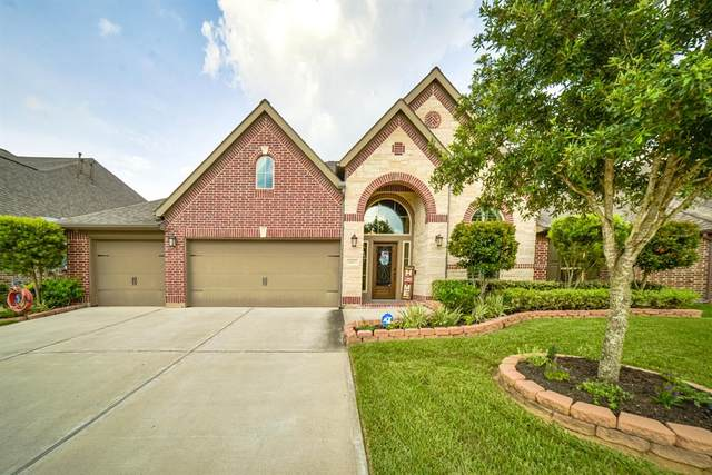 3423 Ashton Springs Lane, Pearland, TX 77584 (MLS #17686119) :: Christy Buck Team