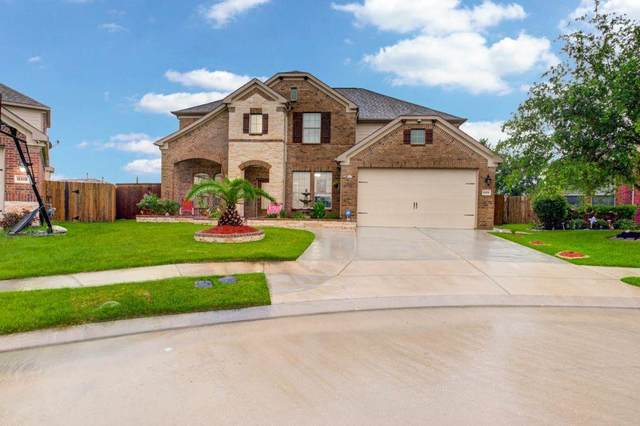 15202 Rigby Point Lane, Cypress, TX 77429 (MLS #17689186) :: The SOLD by George Team