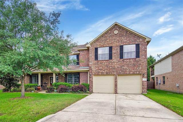 11210 N Country Club Green Drive, Tomball, TX 77375 (MLS #17691401) :: The SOLD by George Team