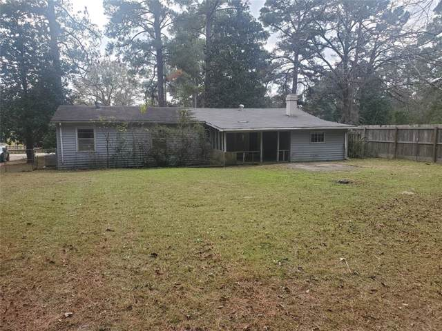 204 Pine Street, Colmesneil, TX 75938 (MLS #17691596) :: CORE Realty
