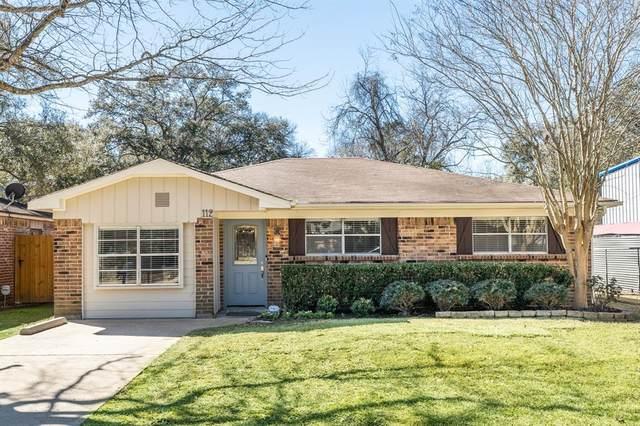 112 S Shirley Street, Alvin, TX 77511 (MLS #17696106) :: Michele Harmon Team