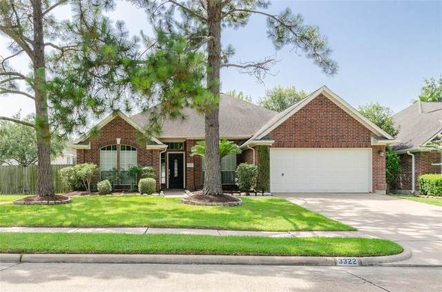 3322 E Overdale Drive, Pearland, TX 77584 (MLS #17699904) :: Green Residential