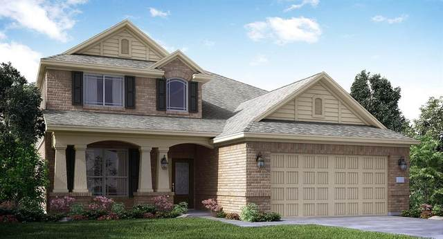 9002 Lost Castle Way, Cypress, TX 77433 (MLS #17706943) :: The Parodi Team at Realty Associates