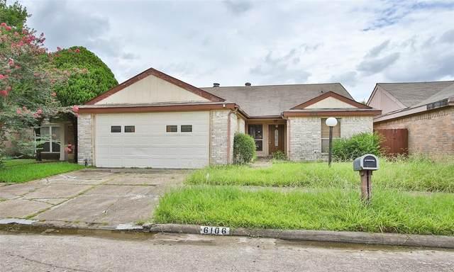 6106 Grandvale Drive, Houston, TX 77072 (MLS #17723343) :: Parodi Group Real Estate