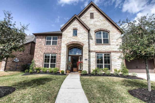 13611 Fountain Mist Drive, Pearland, TX 77584 (MLS #17730097) :: The Sansone Group